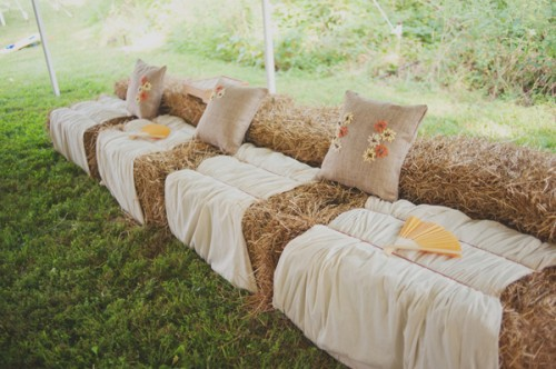 Wedding decor ideas by Megan of Two Birds