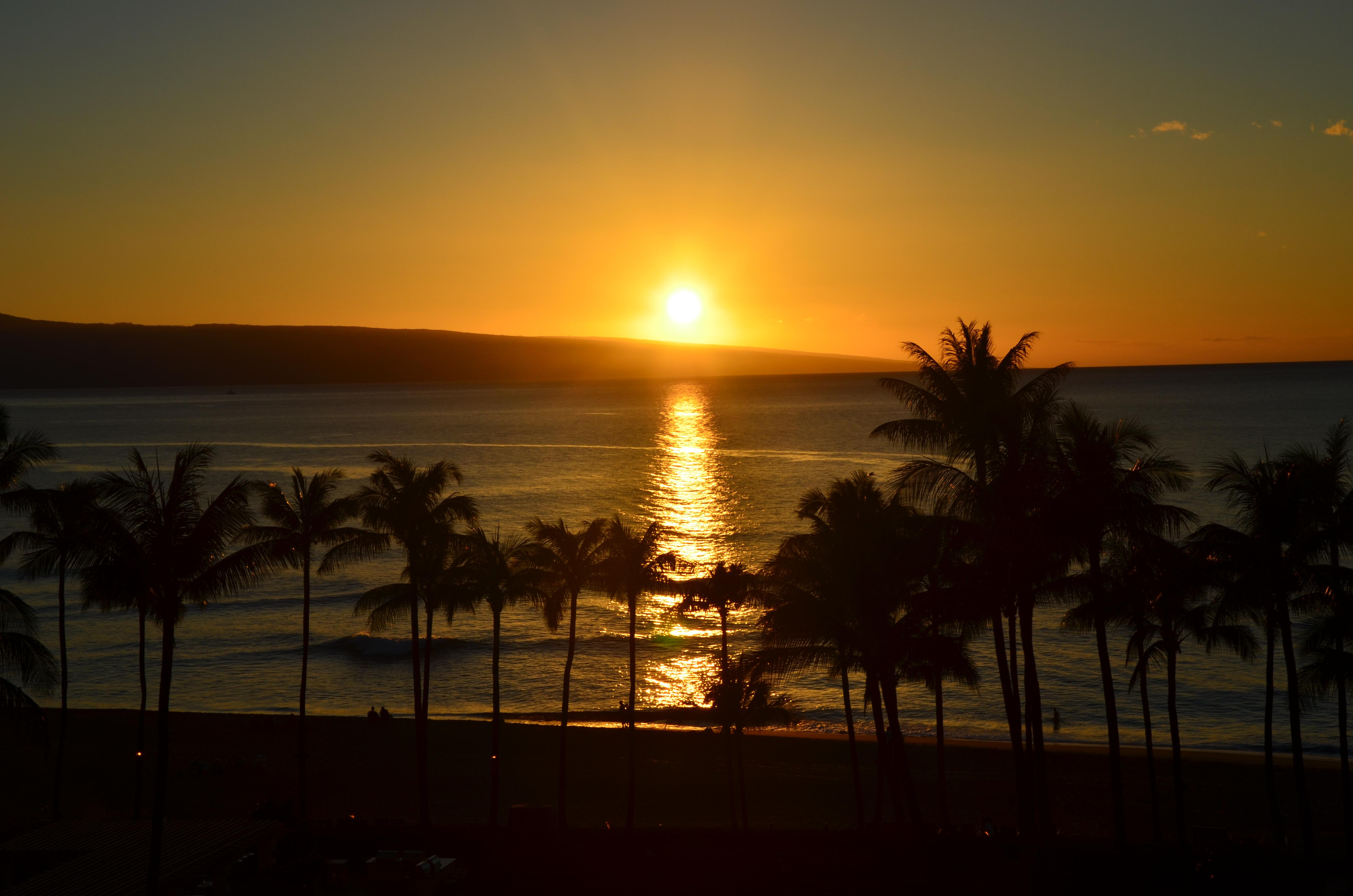 Maui Sunset « UrbanCountryStyle